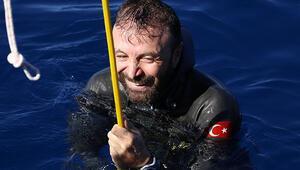 Rüstem Derinden Türkiye rekoru