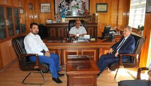 Akşehir Belediye Başkanından Camiler ve Din Görevliler Haftası ziyareti