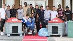 Sivasspor'dan örnek proje