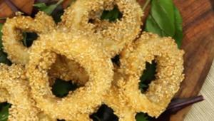 Levrek nasıl pişirilir Levreğin en farklı hali 'levrek simit' tarifi