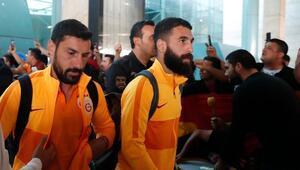 Galatasarayda Luyindama, Falcao ve Lemina kadroya alınmadı