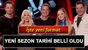 O Ses Türkiye yeni sezon ne zaman başlayacak Format değişti