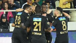 Yeni Malatyaspor 5-1 Denizlispor