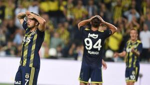 Fenerbahçe 0-1 Antalyaspor