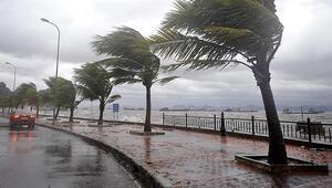 Meteorolojiden Antalya için fırtına uyarısı