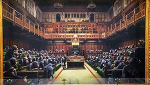 69 milyona  Banksy tablosu