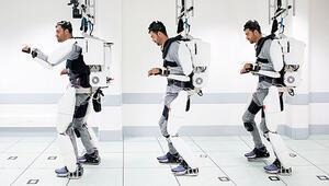 Siz 'hayal edin' robot yürüsün