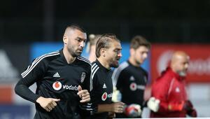 Beşiktaşta 24 saatte herkes iyileşti