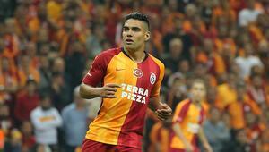 Galatasarayda Falcao daha fazla dayanamadı