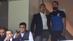 Herkes bunu merak etti Ali Koç ve Volkan Demirel...