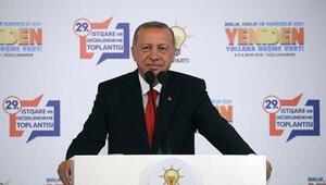 Cumhurbaşkanı Erdoğandan vatandaşlara birikim önerisi