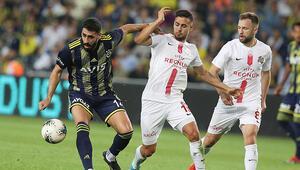 Fenerbahçenin bölüm sonu canavarı Antalyaspor