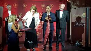 Cannesde Çallı başkana yılın yöneticisi ödülü