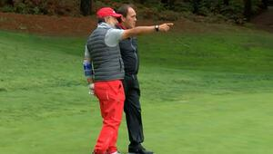 Erdoğan Demirören Golf Turnuvasında heyecan sürüyor