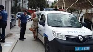 73 yaşındaki hırsızlık şüphelisi yakalandı Bal ve badem çalmış