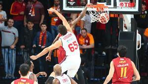 Galatasaray, potada ilk galibiyetini aldı