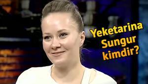 MasterChefin yeni yarışmacısı Yeketarina Sungur kimdir