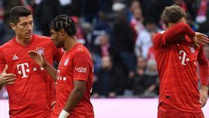 Bayern Münih evinde şoku yaşadı