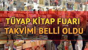 İstanbul TÜYAP kitap fuarı ne zaman