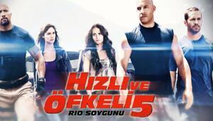 Hızlı ve Öfkeli 5 - Rio Soygunu filminin oyuncuları kimler İşte filmin konusu ve oyuncu kadrosu