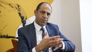 KKTC Dışişleri Bakanı Özersay'dan Yunanistan'a tepki