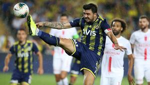 Antalyaspor: Fenerbahçeyi daha farklı yenebilirdik