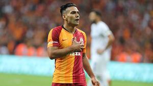 Radamel Falcaonun Galatasarayda ilk ayı nasıl geçti