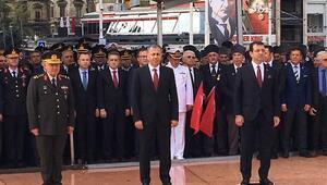 İstanbulun Kurtuluşunun 96. Yıl Dönümü; Taksimde tören düzenlendi