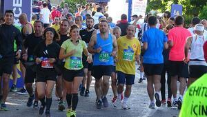 Turkcell Gelibolu Maratonu Adımlar Fidana sloganıyla koşuldu