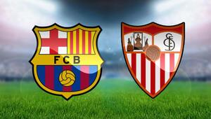 Barcelona – Sevilla maçı ne zaman, saat kaçta, hangi kanalda yayınlanacak