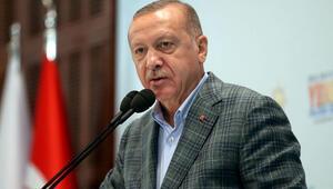 Cumhurbaşkanı Erdoğan Kızılcahamam kampının kapanış konuşmasını yaptı