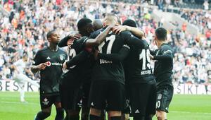 Beşiktaş - Aytemiz Alanyaspor: 2-0 (Maçın Özeti)