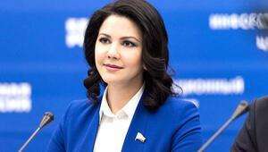 Rus milletvekiline ABDde gözaltına alındı... Rusyadan ABDye nota