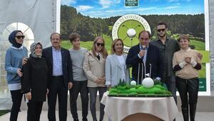 Erdoğan Demirören Golf Turnuvası sona erdi