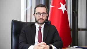 Fahrettin Altun'dan terörle mücadelede kararlılık mesajı