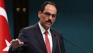 Son dakika ABDnin güvenli bölge açıklamasına Türkiyeden ilk yanıt
