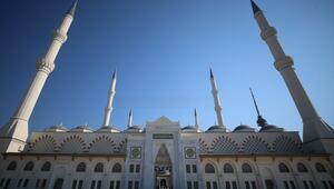 Türkiyenin en modern külliyesi: Büyük Çamlıca Camii