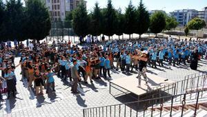 """Yenişehir'de """"Obeziteyle Mücadele İçin Harekete Geç"""" projesi"""