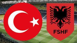 Türkiye Arnavutluk maçı ne zaman saat kaçta hangi kanalda