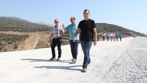 İzmir ve Manisadaki toplam 6 barajda inceleme yaptılar