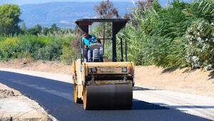 Limon üreticisi asfalta kavuştu