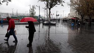 Son dakika... Meteorolojiden İstanbula sağanak yağış uyarısı