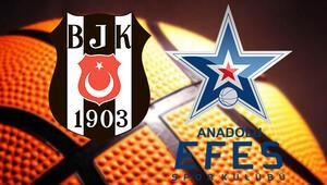 Beşiktaş Sompo Japan - Anadolu Efes: 68-80