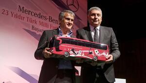 Mercedes-Benz Türk, TFF ile iş birliğini uzattı