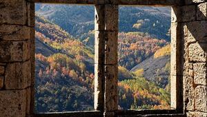 Doğu Karadeniz güz renkleri ile bir başka güzel