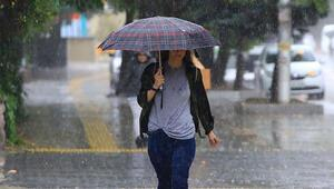 Son dakika: İstanbulda kuvvetli yağış bekleniyor Ekipler alarmda...