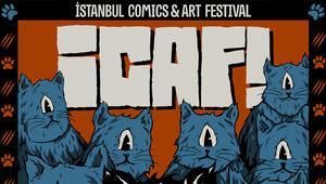"İstanbul Comics and Art Festival ""Hayvan Gibi"" temasıyla Beşiktaş'ta"
