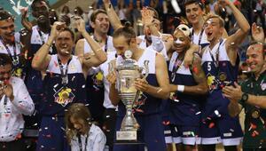 Erkekler Federasyon Kupasında Final Gençlik şampiyon oldu