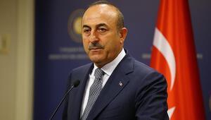 Son dakika... Bakan Çavuşoğlu, Cevad Zarif ile görüştü