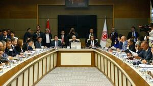 Yargı Reformu Strateji Belgesinin ilk paketi komisyondan geçti